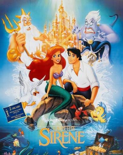 Pour une analyse subjective des films Disney, épisode 2 : La Petite Sirène