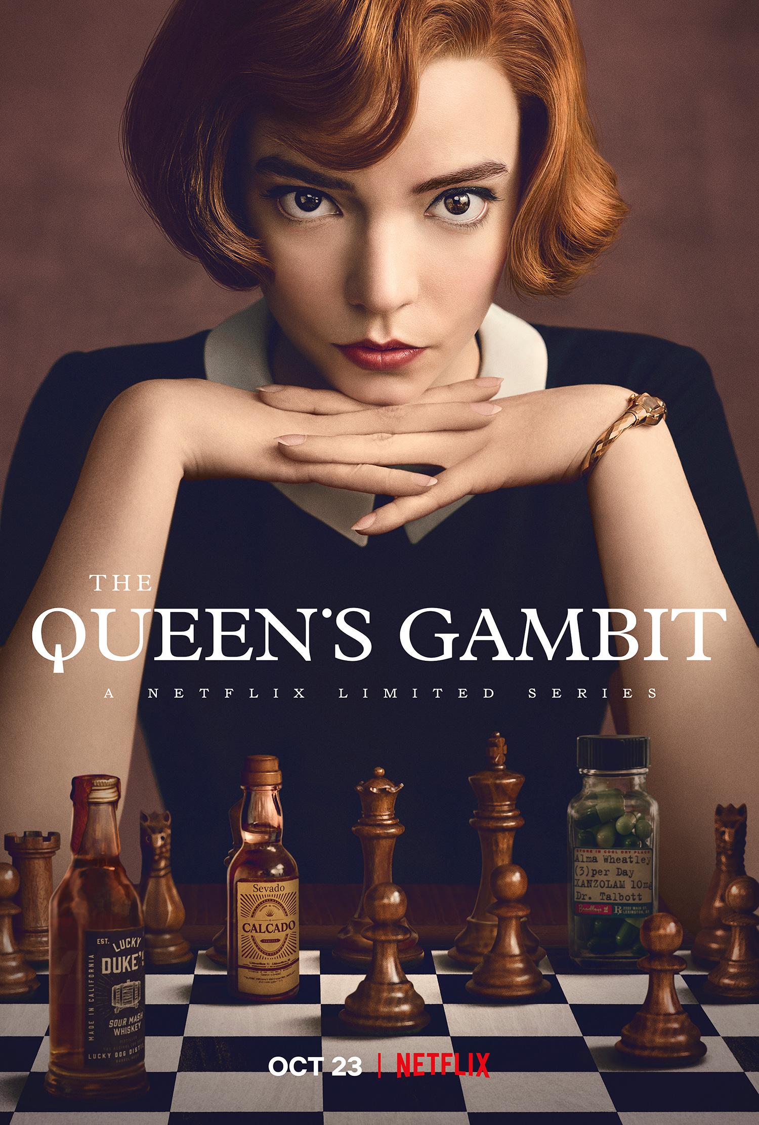 Le Jeu de la dame La revanche de la reine