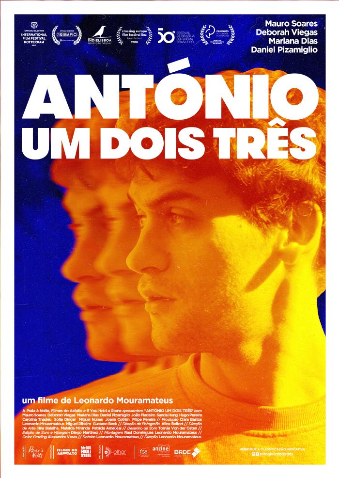 Antonio 1,2,3  Ma douce, ma tendre errance