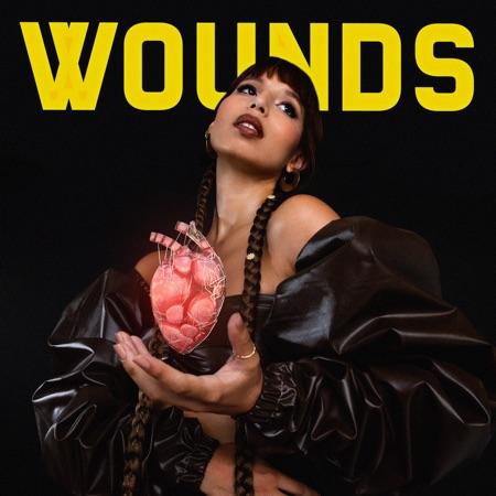 Wounds d'Imaina  S'offrir aux blessures pour les accepter