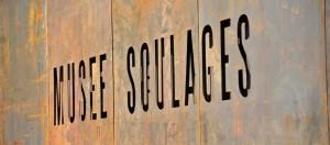 Musée Soulages : le noir et l'acier