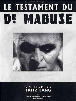 Scènes cultes (12) Le Testament du docteur Mabuse Fritz Lang