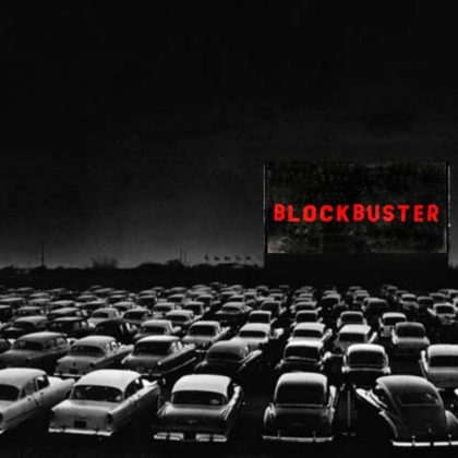 Blockbuster La pièce qui se paie Hollywood