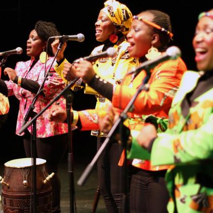 Zimbabwe Nobuntu, histoire et culture a cappella