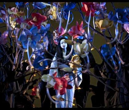 La maison de poupées de Madame Butterfly