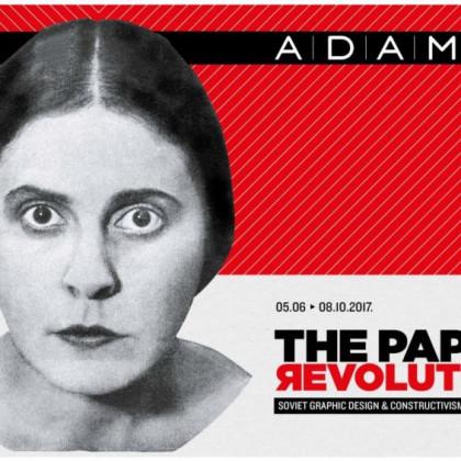 Paper revolution ! le langage visuel soviétique s'expose