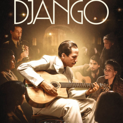 Django la guerre et le swing