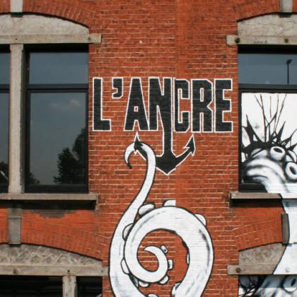 On a visité Charleroi #3 L'Ancre
