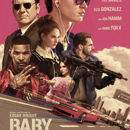 Rattrapage d'été (2) Baby Driver You need a love that's gonna last