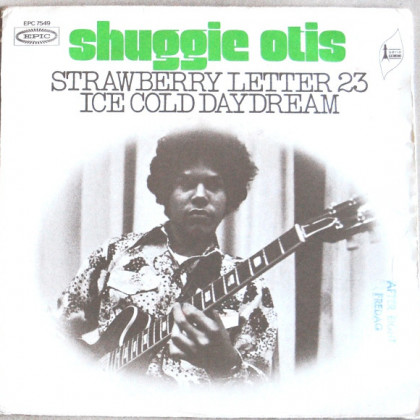 This is your song (90) Strawberry Letter 23  Shuggie Otis