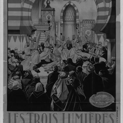 De mort lasse Les Trois Lumières (Der müde Tod) (1921)  de Fritz Lang