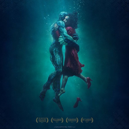 The Shape of Water  Cinquante nuances de vert