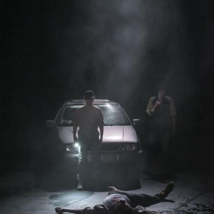 Mourir sur scène