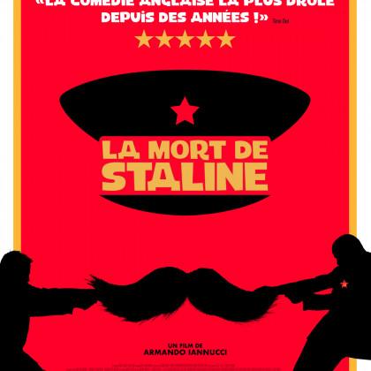 La Mort de Staline Rire du totalitarisme
