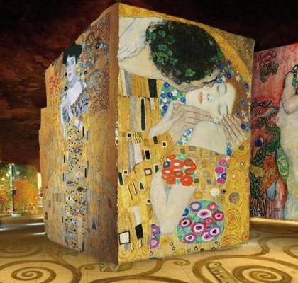 L'Atelier des Lumières une nouvelle forme d'art?