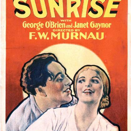 À propos de l'Aurore de Friedrich Wilhelm Murnau