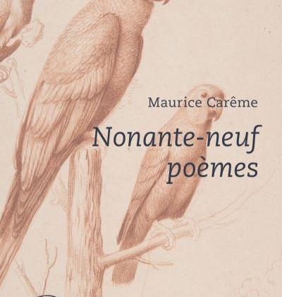 Hommage à Maurice Carême