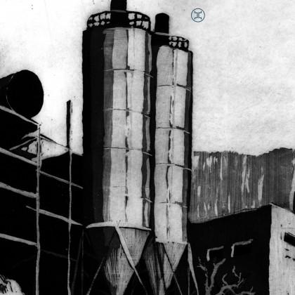 La Fiction Ouest Dystopie au fusain