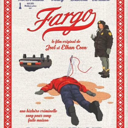 Fargo La neige noire du Middwest