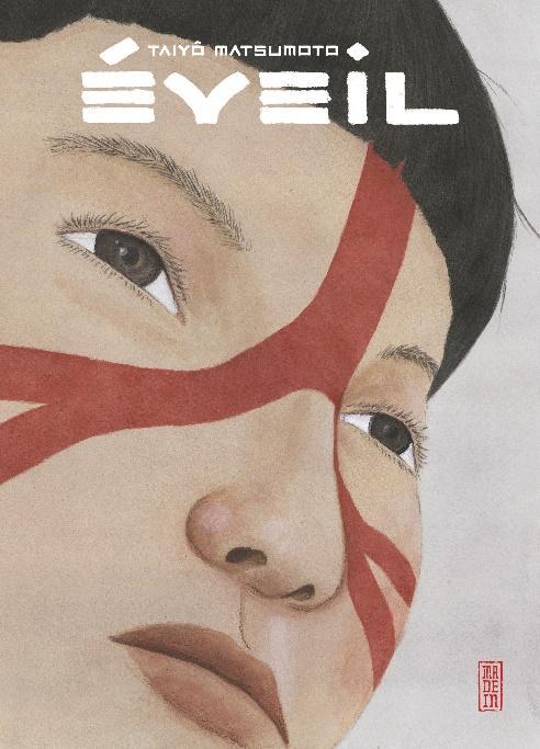 Éveil de Taiyô Matsumoto un florilège de sensations