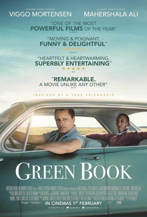 Green Book, Tout n'est pas noir, tout n'est pas blanc