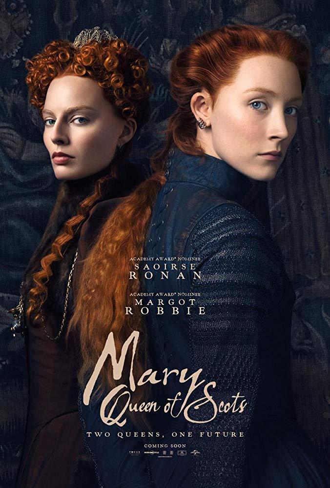 Mary Queen of Scots  difficile d'être une femme de pouvoir