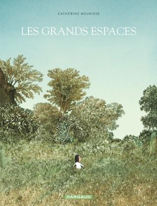 Les Grands Espaces  Un herbier en bande dessinée