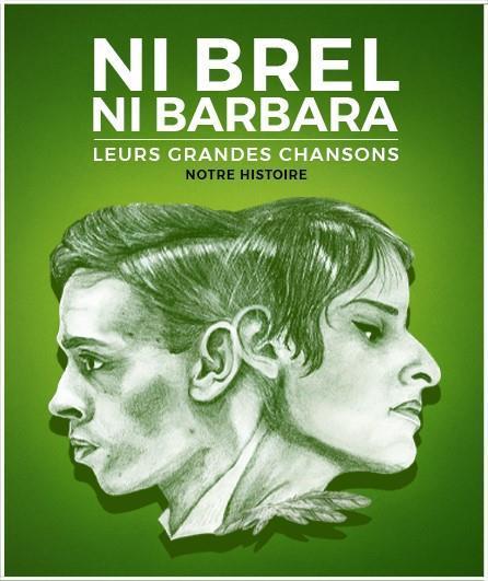 Ni Brel ni Barbara imiter, est-ce devenir quelqu'un d'autre?