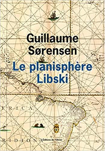 Le planisphère Libski de Guillaume Sørensen Ego trip global