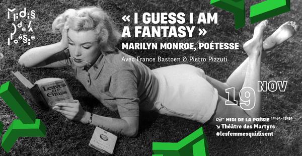 Marilyn, poétesse?