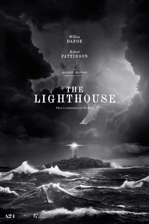 The Lighthouse Même pas peur du noir et blanc