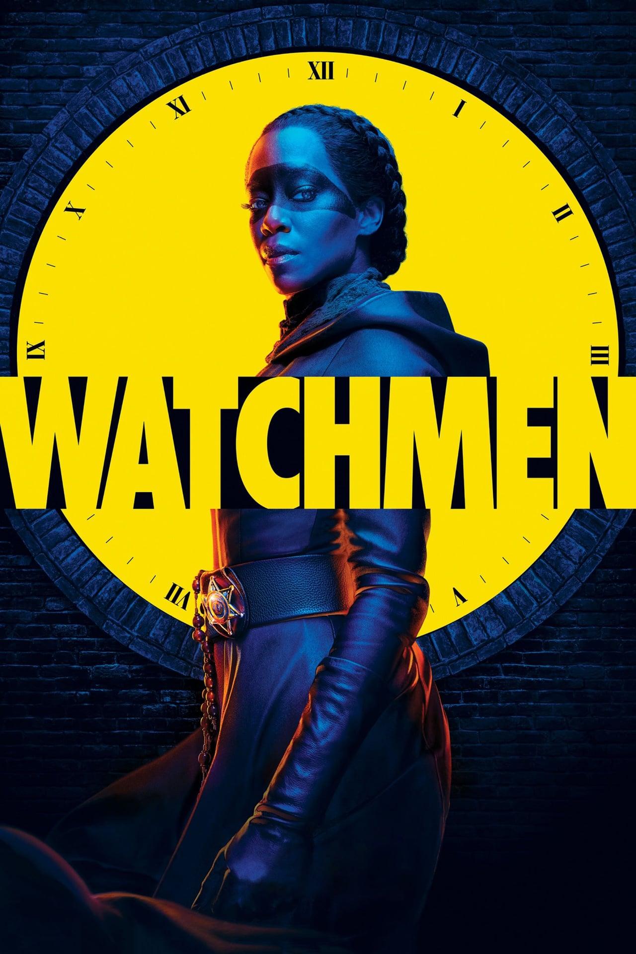 Watchmen Au delà d'un hommage
