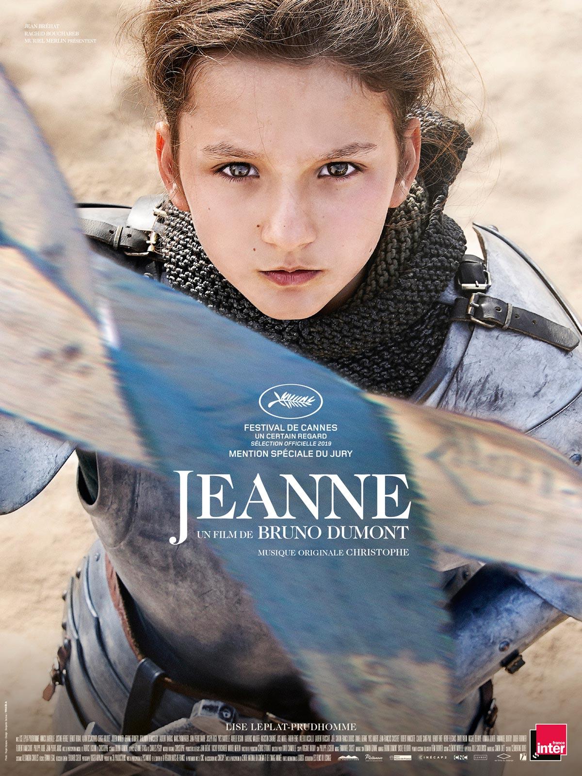 Jeanne Une âme seule ne chante et ne pleure