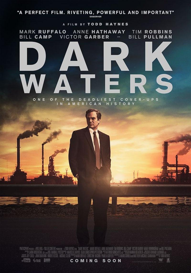 Dark Waters plongée dans le jeu trouble du teflon