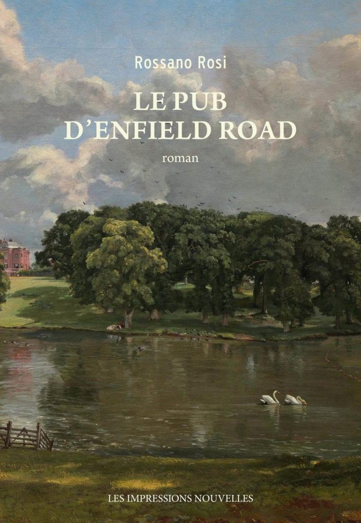 Calembours et réminiscences au Pub d'Enfield Road