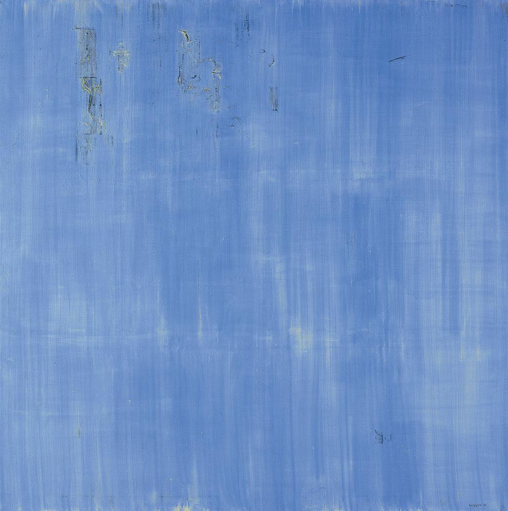 Aubrun, l'absolue peinture Un film de Frédéric Pajak