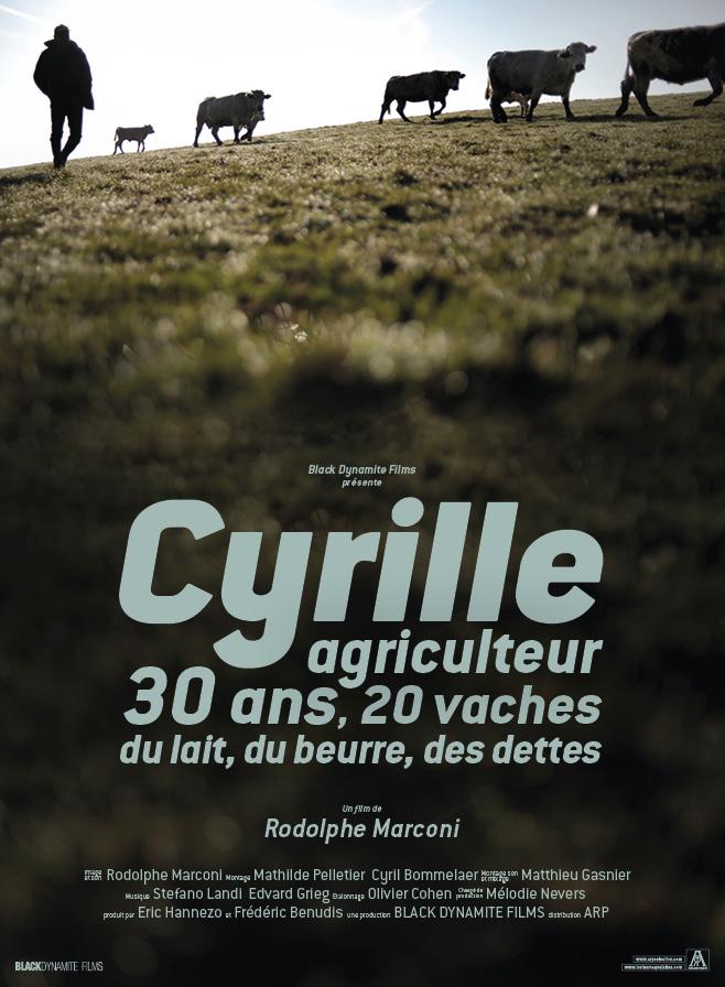 « Je suis tout seul à bosser comme un con »  Cyrille, agriculteur, 30 ans, 20 vaches, du lait, du beurre, des dettes