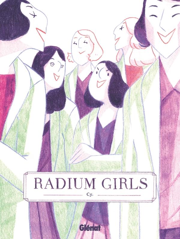 Radium Girls Un sourire qui brille et l'oppression devient fatale