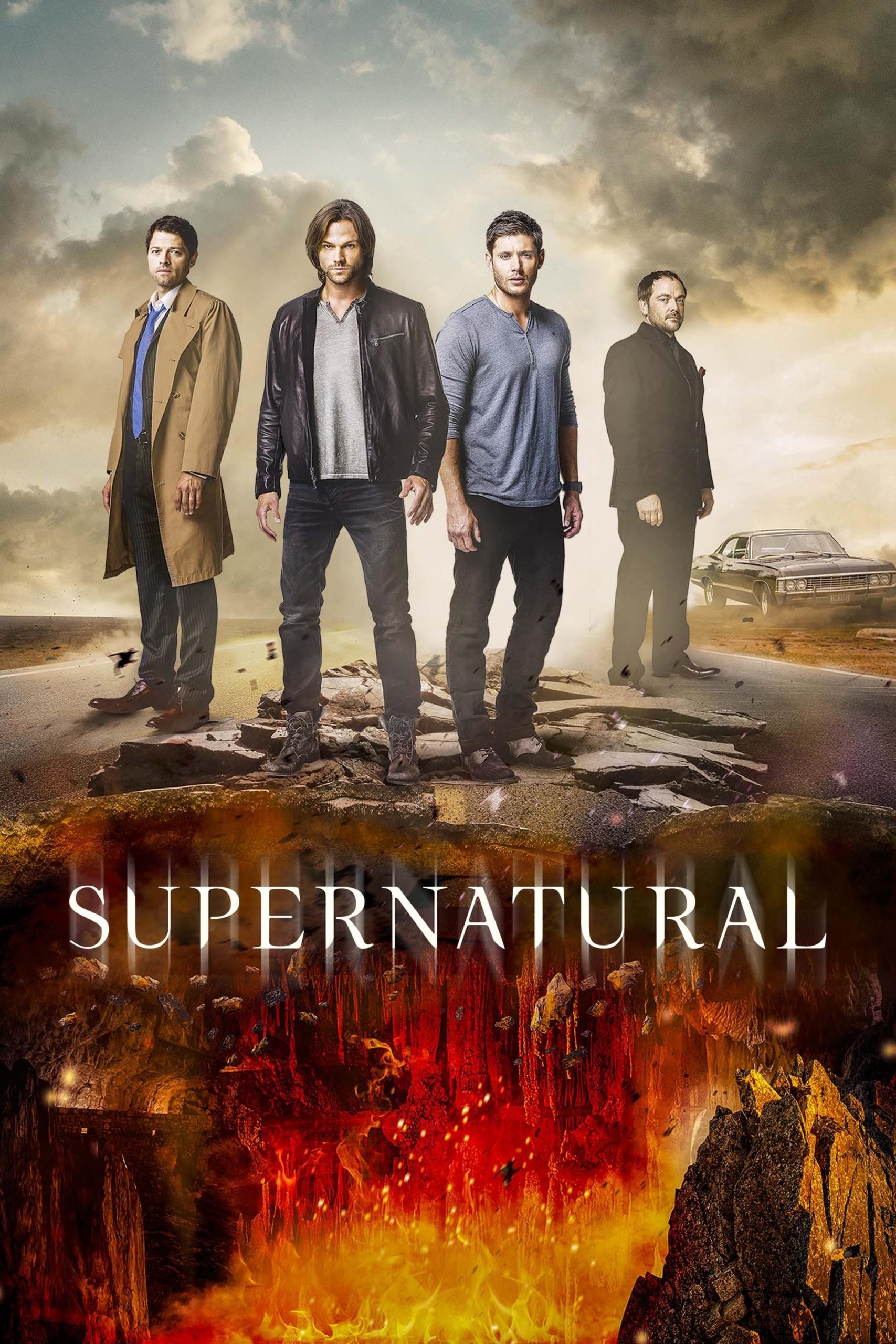 Supernatural La fin d'une série mythique