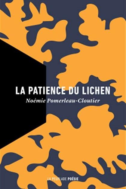 La patience du lichen de Noémie Pomerleau-Cloutier  L'horizon pour seule réponse*