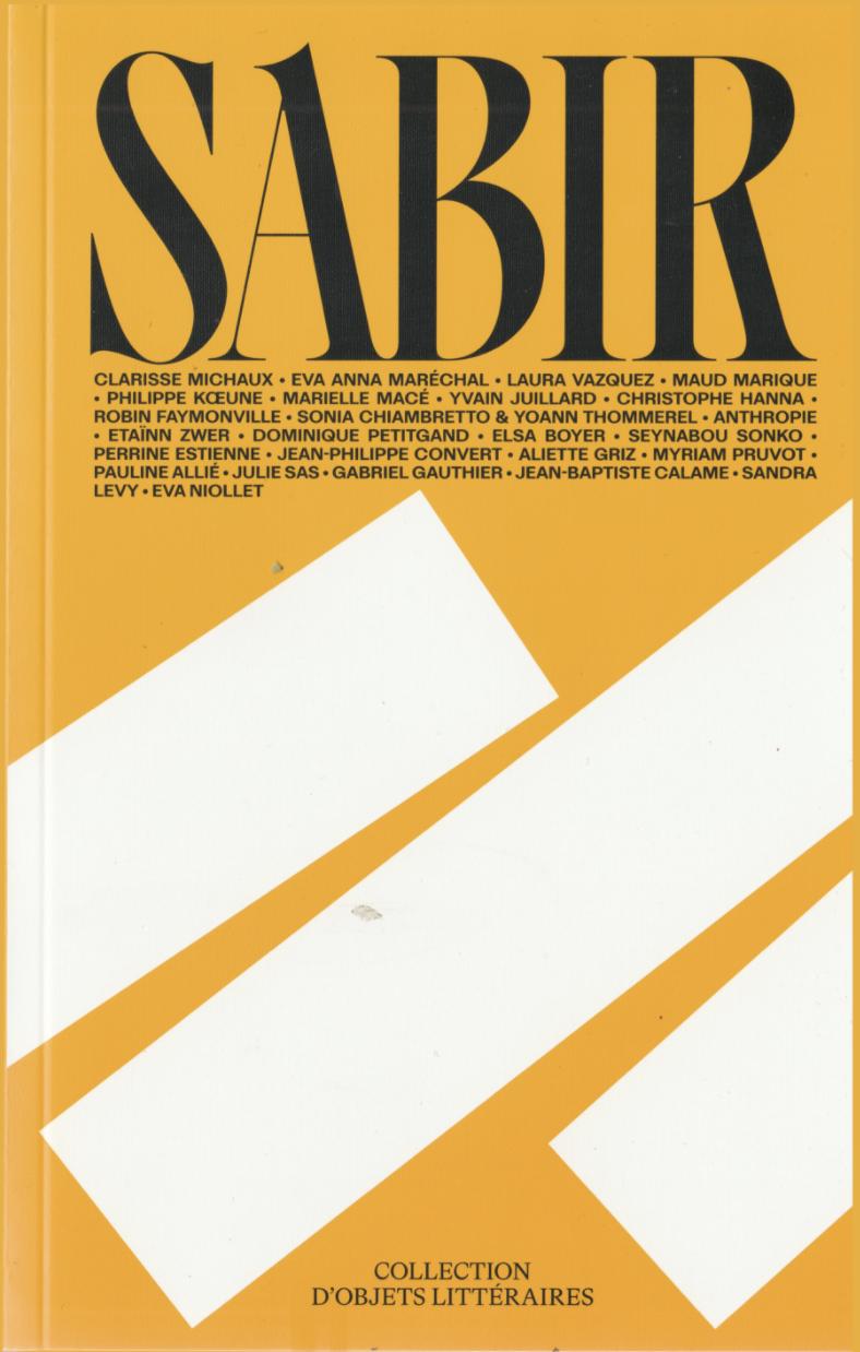 Sabir n°3 Des chiffres et des lettres