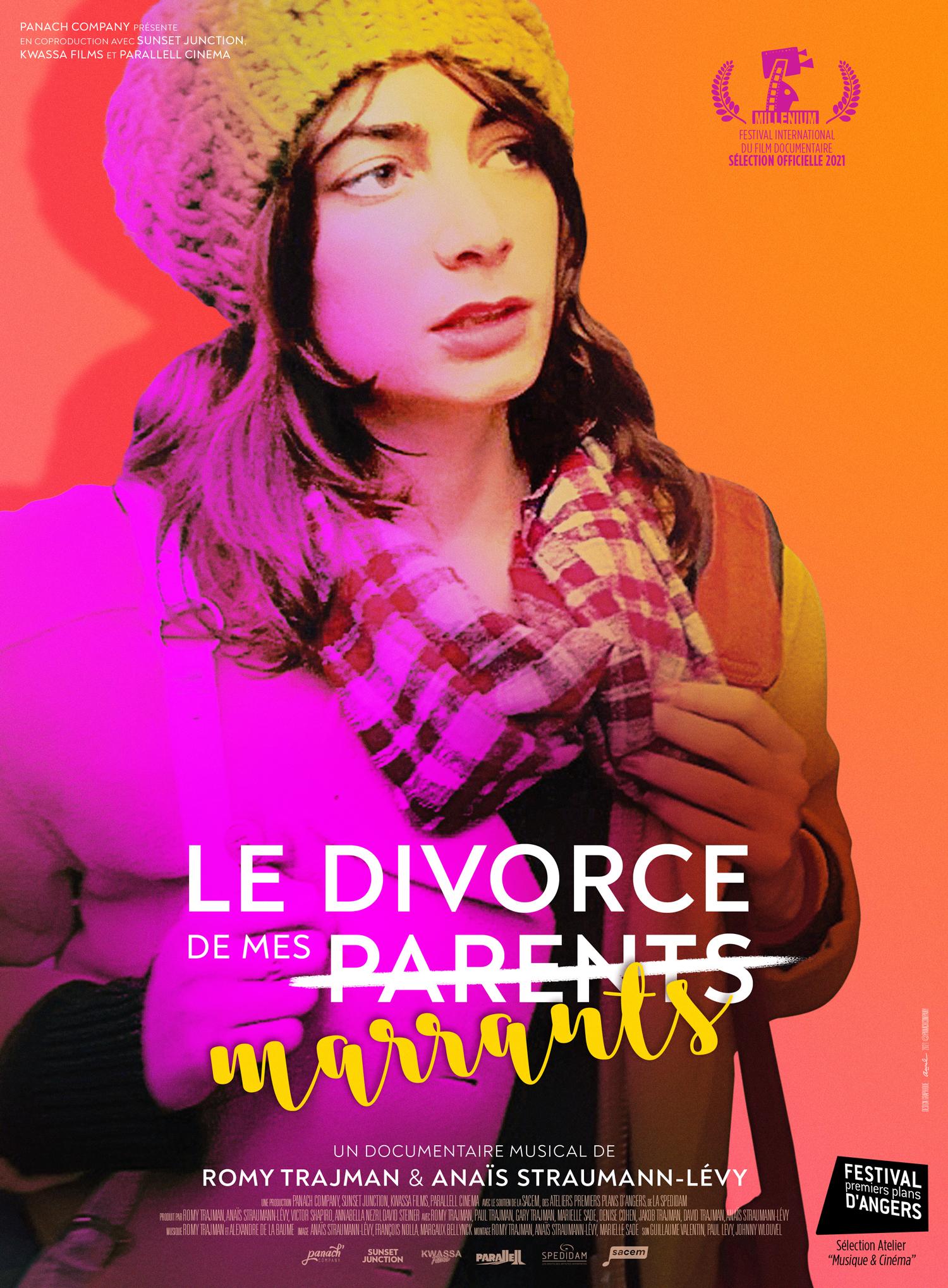 Le divorce de mes marrants Comment filmer l'irréconciliable?